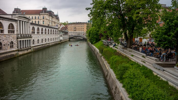 What to do in Ljubljana - River
