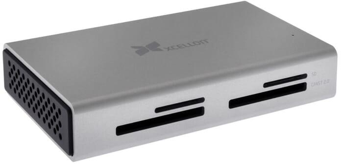 XCELLON SD card reader