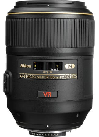 Nikkor AFS micro 105mm best z mount lenses