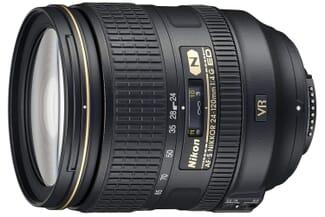 Nikkor AFS 24-120mm best z mount lenses