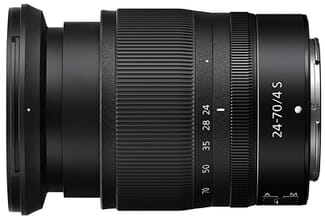 Nikkor Z 24-70mm lens best z mount lenses