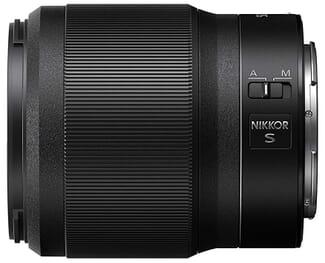 Nikkor Z mount lens 50mm