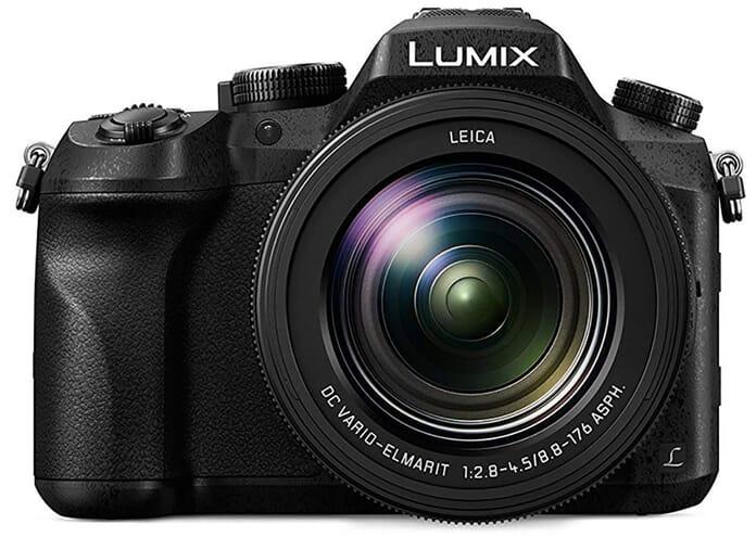 Panasonic Lumix Compact Viewfinder Camera