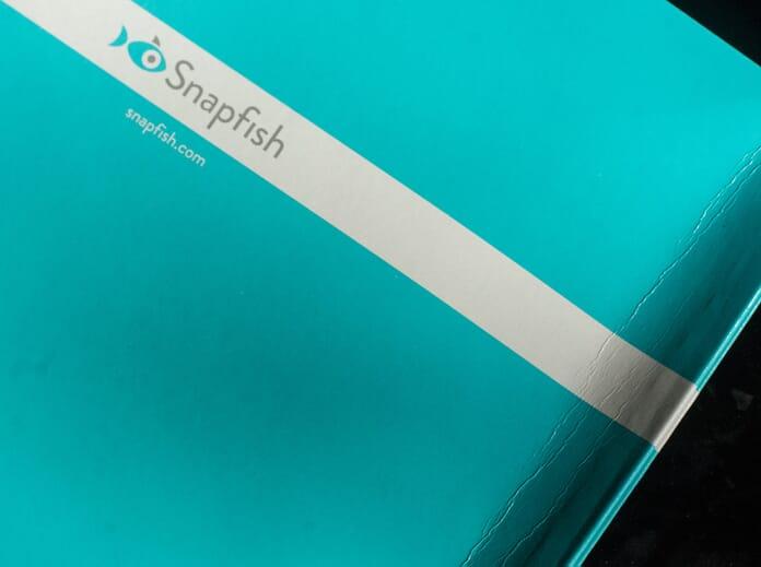 Snapfish print damage