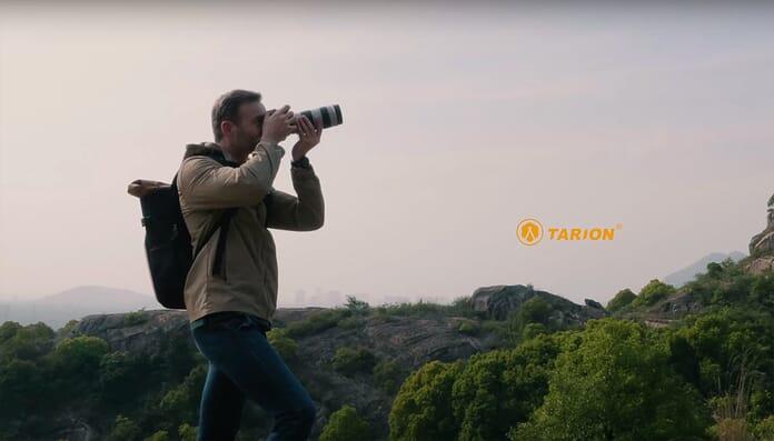 Tarion camera gear promo