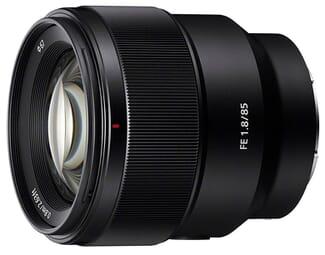 Sony 85mm f/1.8 best bokeh lenses