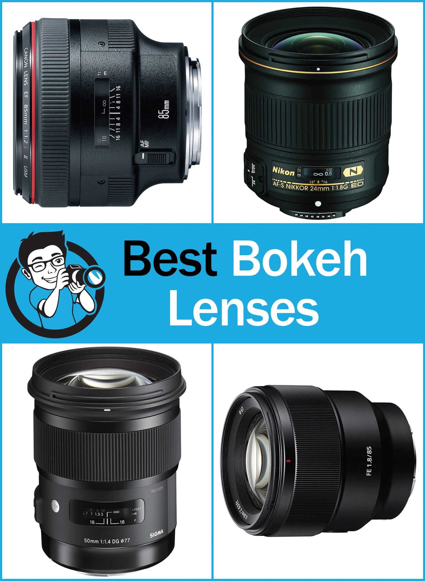 The Best Bokeh Lenses To Give Your Photos A Dreamy Blurry