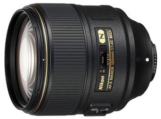 Nikon 105mm best bokeh lenses
