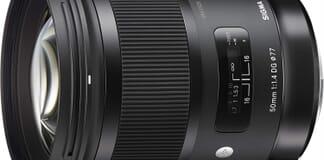 Sigma A 50mm