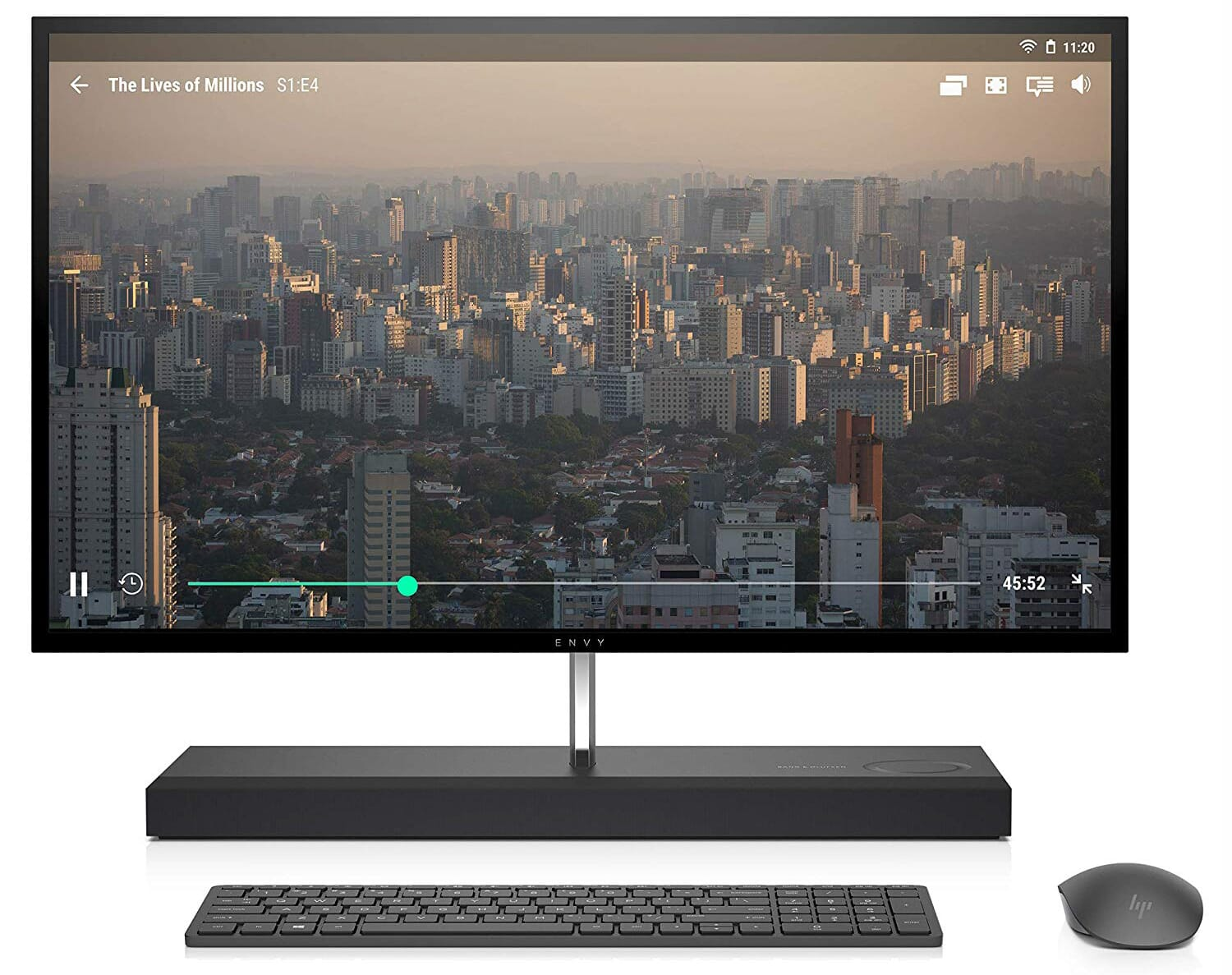 HP Envy Best Computer for Video Editing