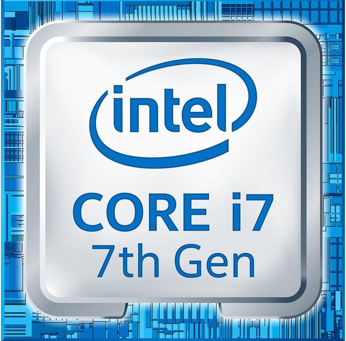 Intel i7 7th gen