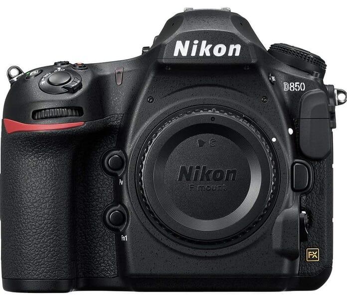 Nikon D850 Best Full Frame Camera