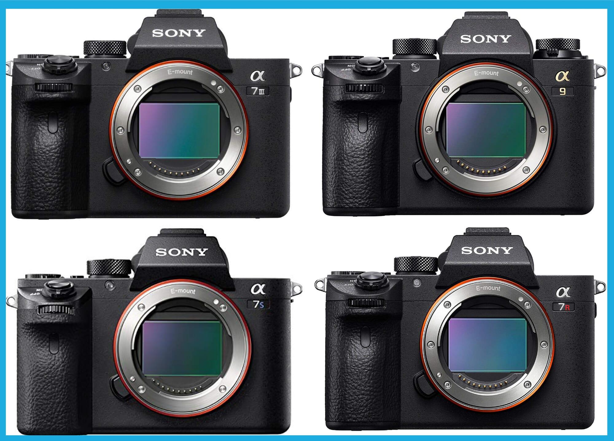 Alpha range Best Full Frame Camera