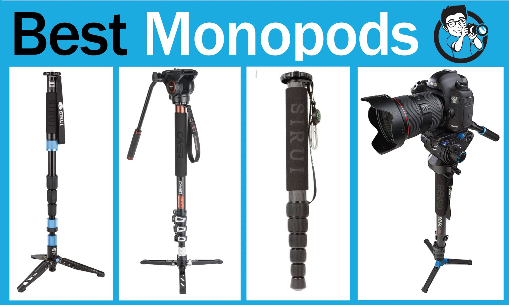 best monopods
