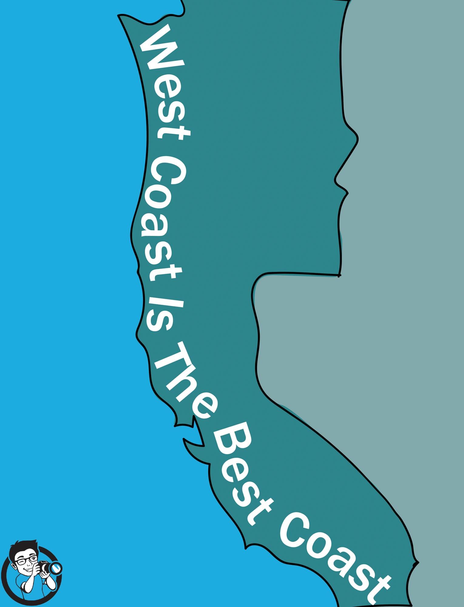 West coast Best Photo Spots LA