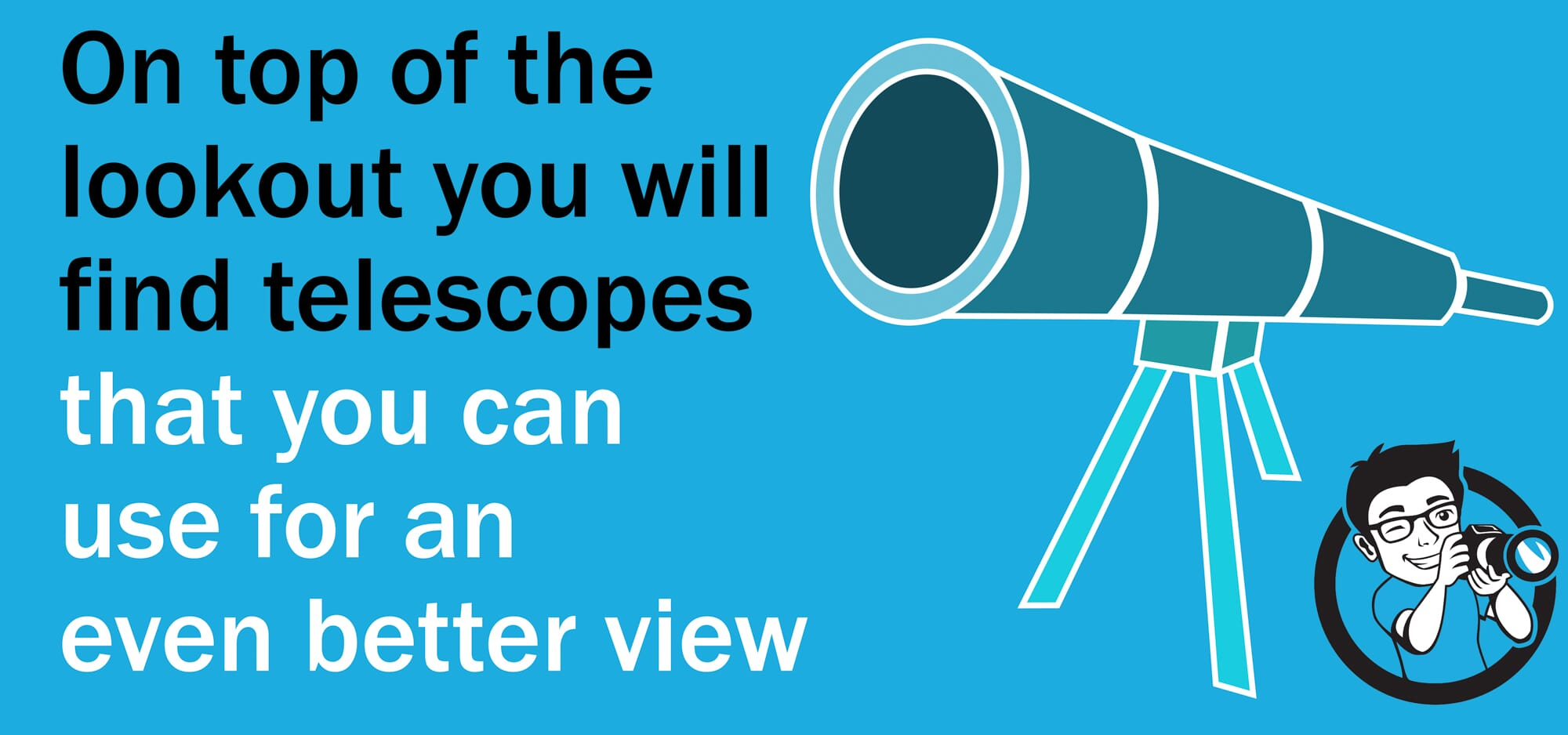 Telescopes Best Photo Spots LA