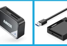 best sd card readers