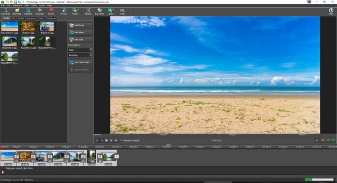 Best Slideshow Maker - Photostage