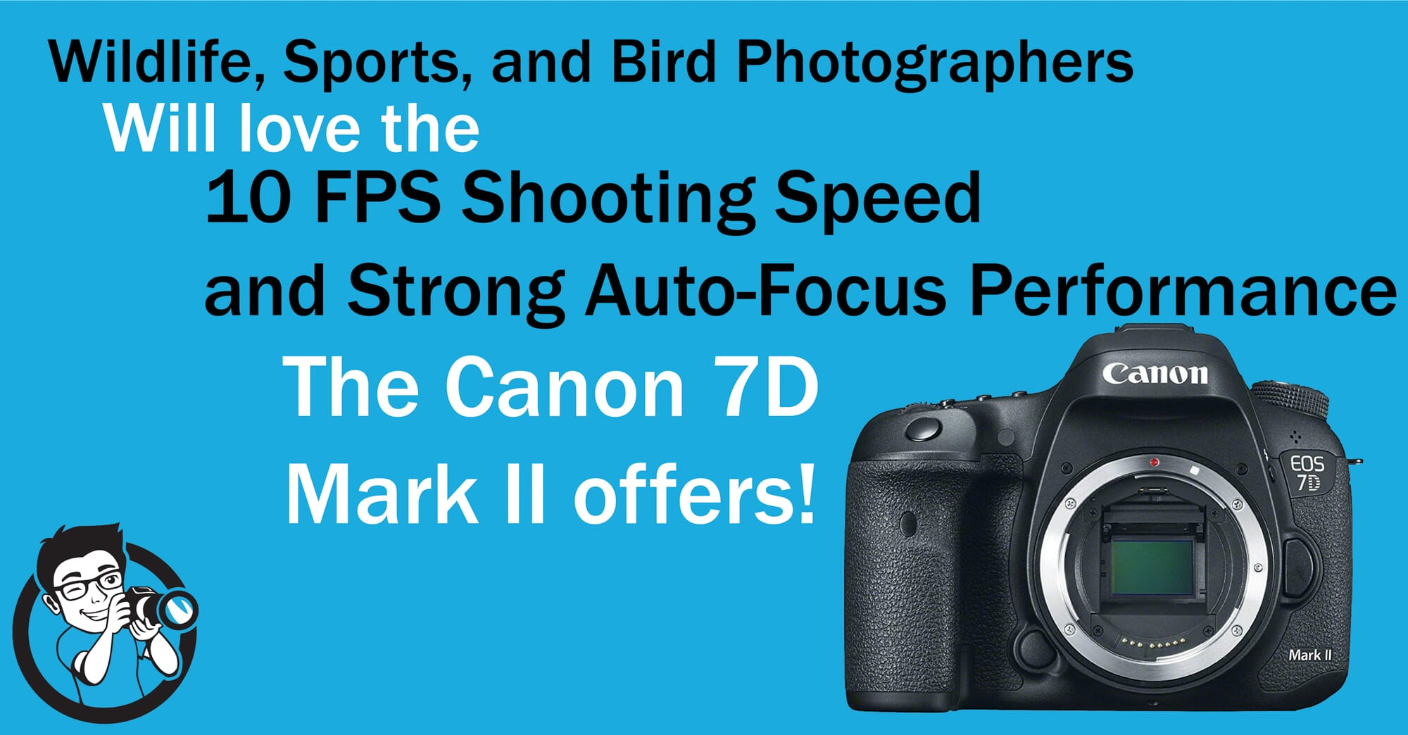 Canon 6D Mark II vs  Canon 7D Mark II: Which Is Right For You?