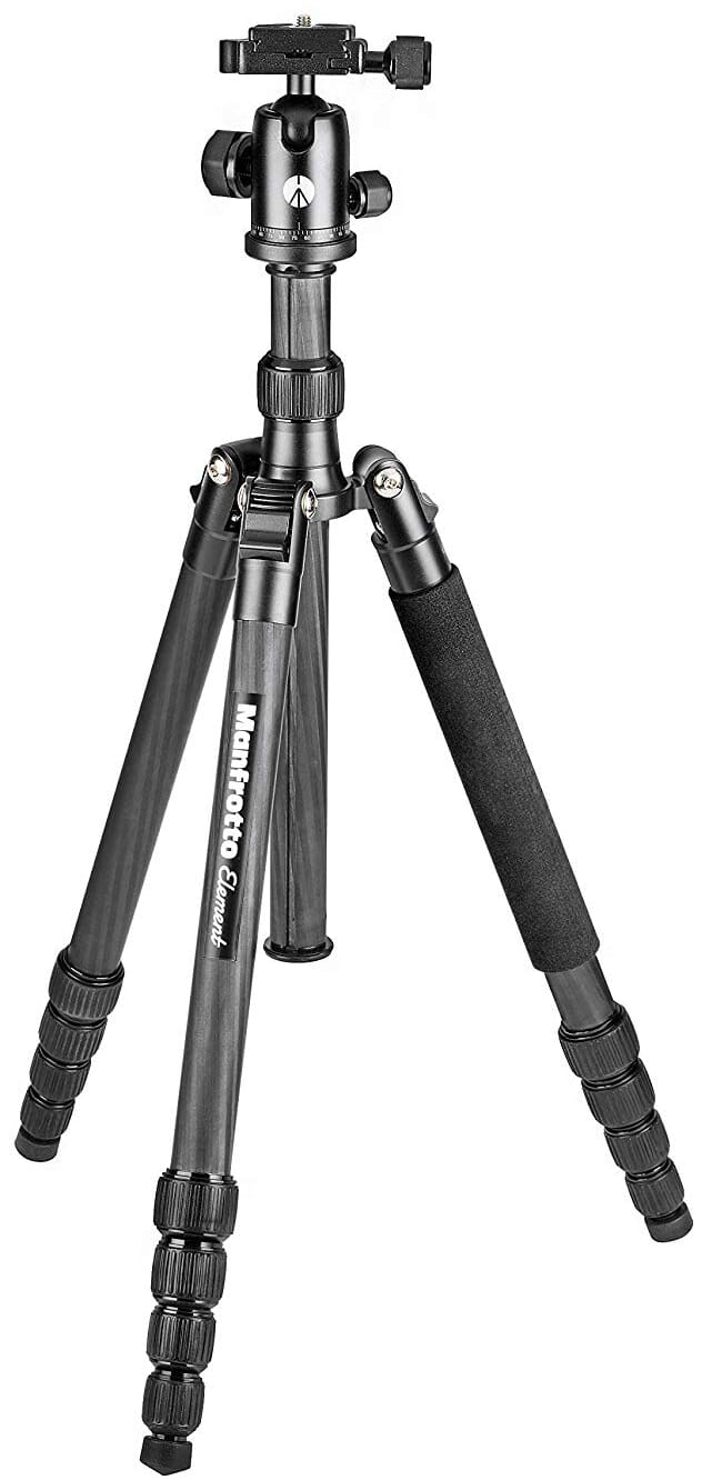 Manfrotto element professional photography equipment
