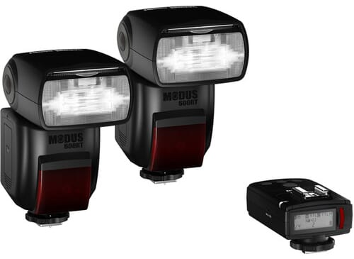 Modus Lights professional photography equipment