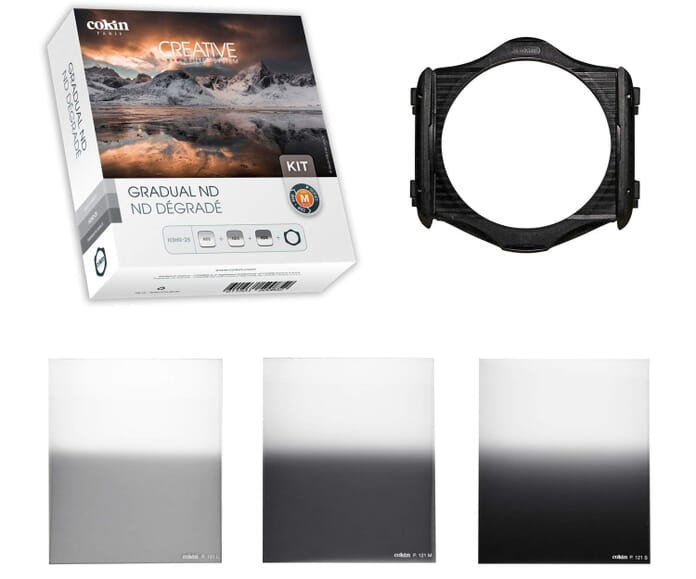 Cokin ND Filter Kit professional photography equipment