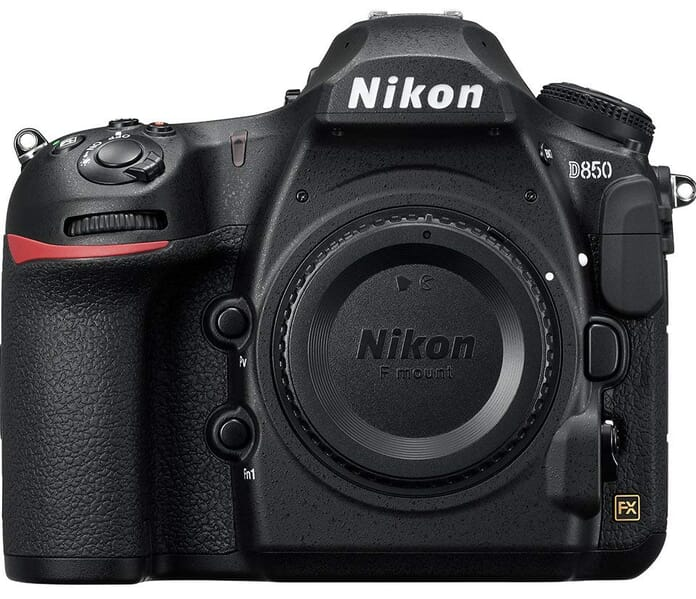 Nikon D850 Professional Photography Equipment