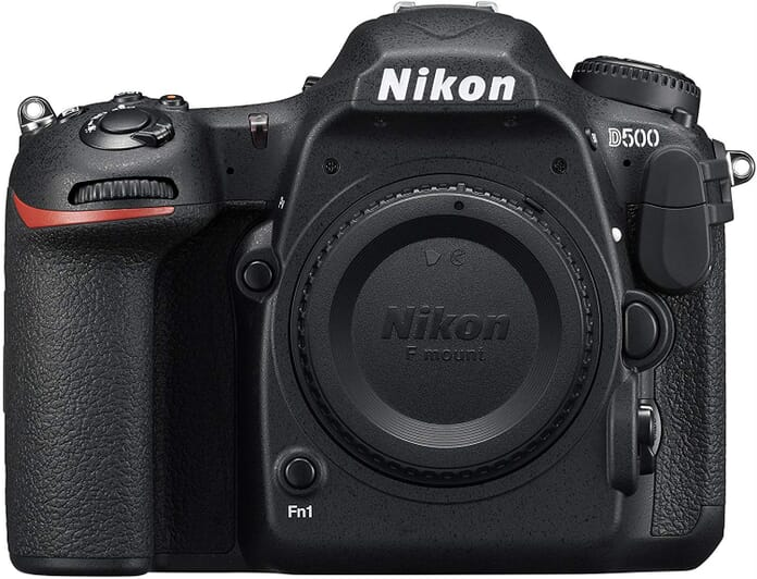 Nikon D500 Professional Photography Equipment