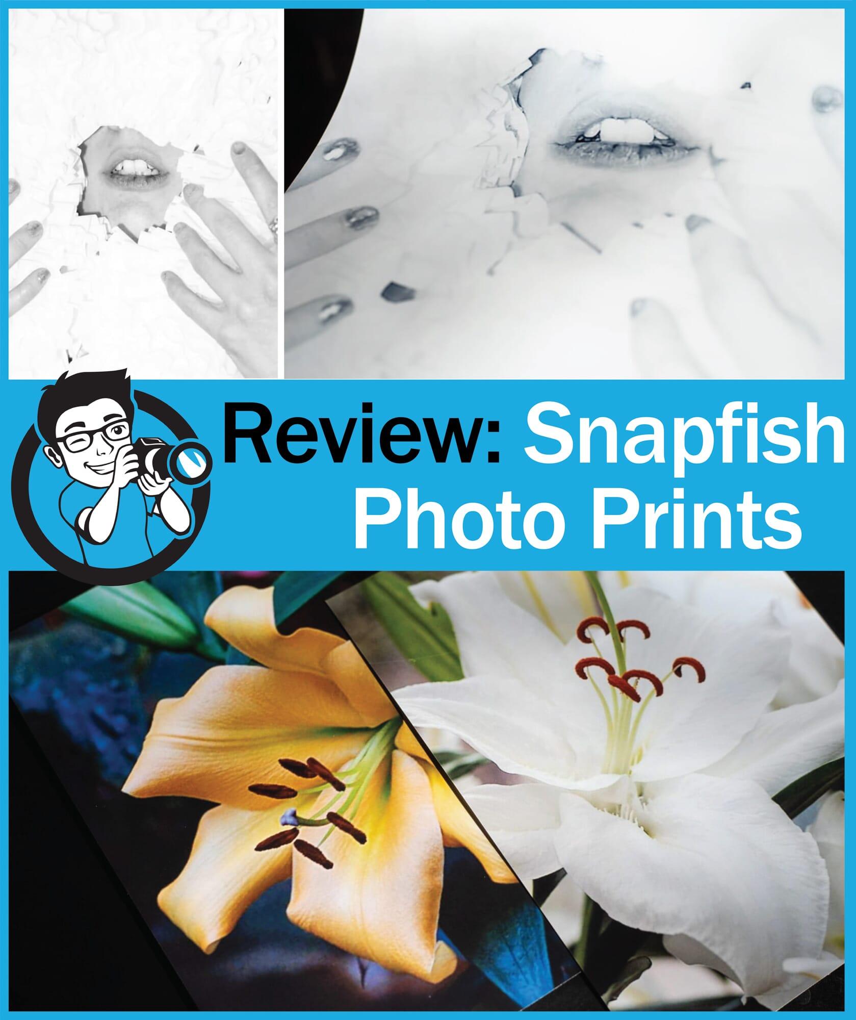 Snapfish Photo Prints Review