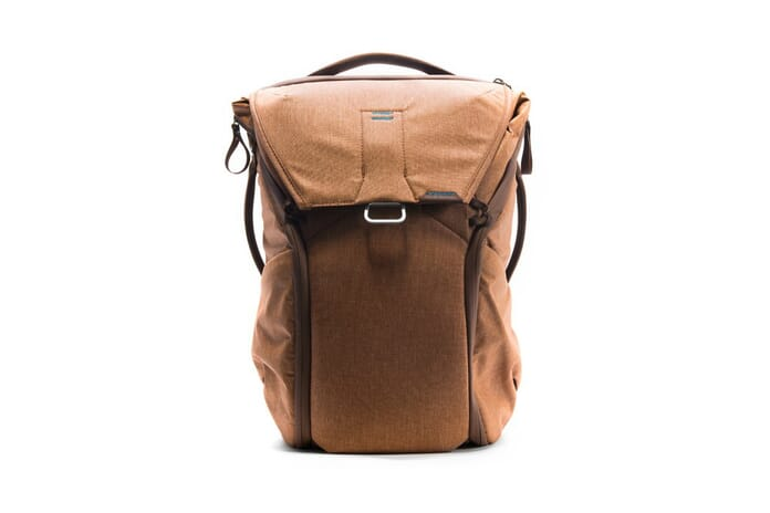 peak design backpack
