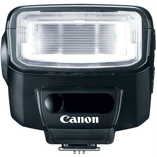 canon speedlite what is a speed light