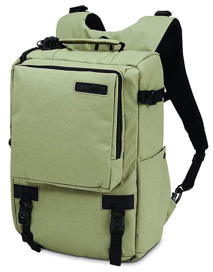 Pacsafe anti-theft camera bag