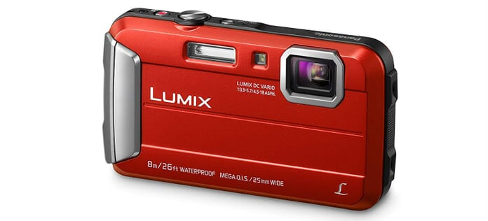 Lumix DMC TS30R