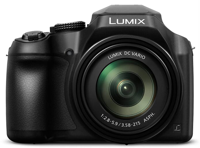 Lumix FZ80 best macro camera