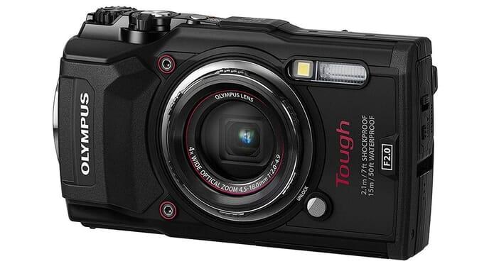Olympus TG 5 best macro camera