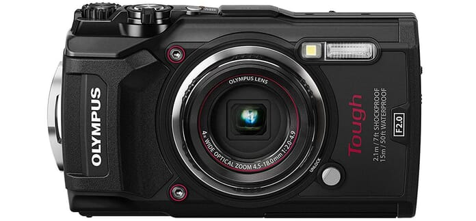 Olymupus TG 5 best macro camera