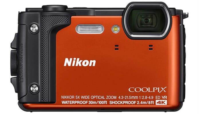 Nikon Coolpix W300 best macro camera