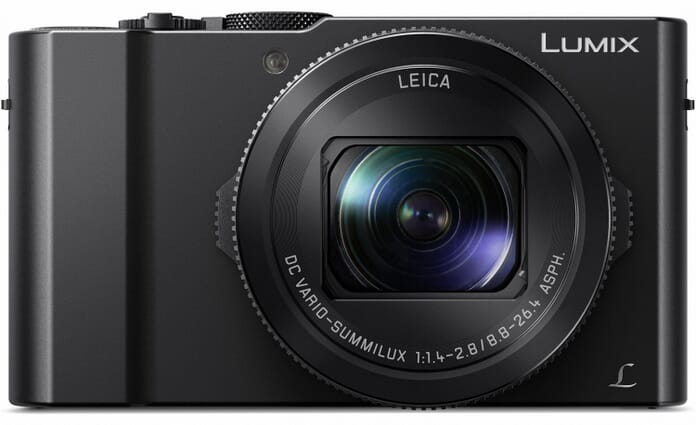 Panasonic Lumix LX 10 best macro camera