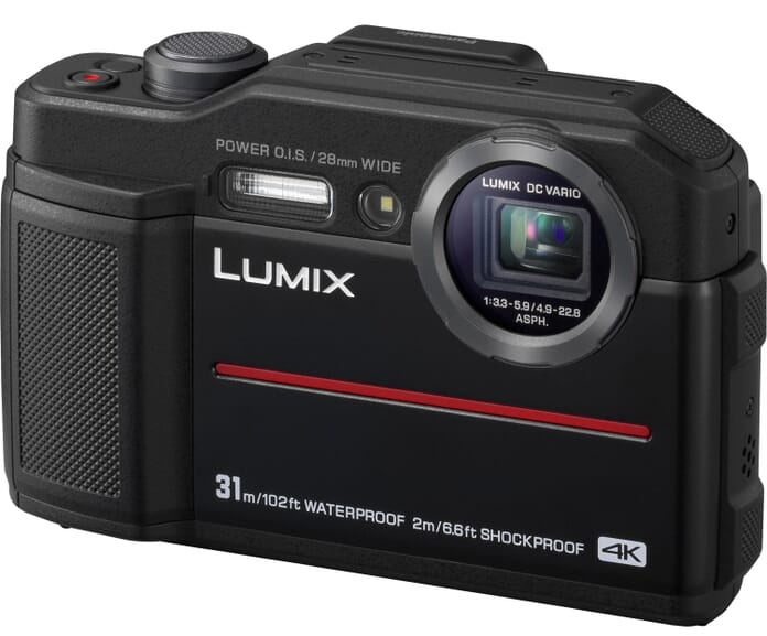 Panasonic Lumix DC TS7K best macro camera