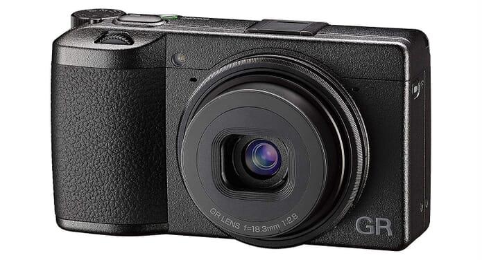 Ricoh GR III best macro camera