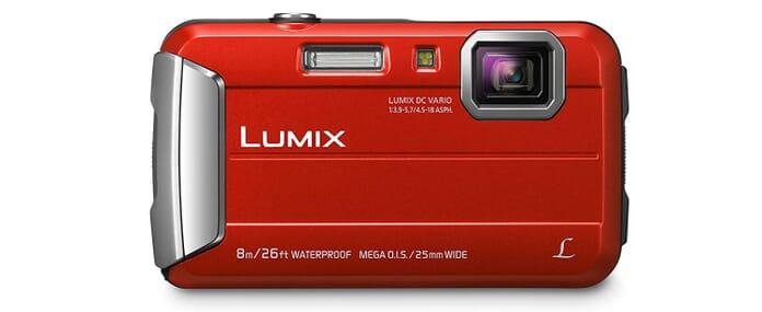 Lumix DMC TS30R best macro camera