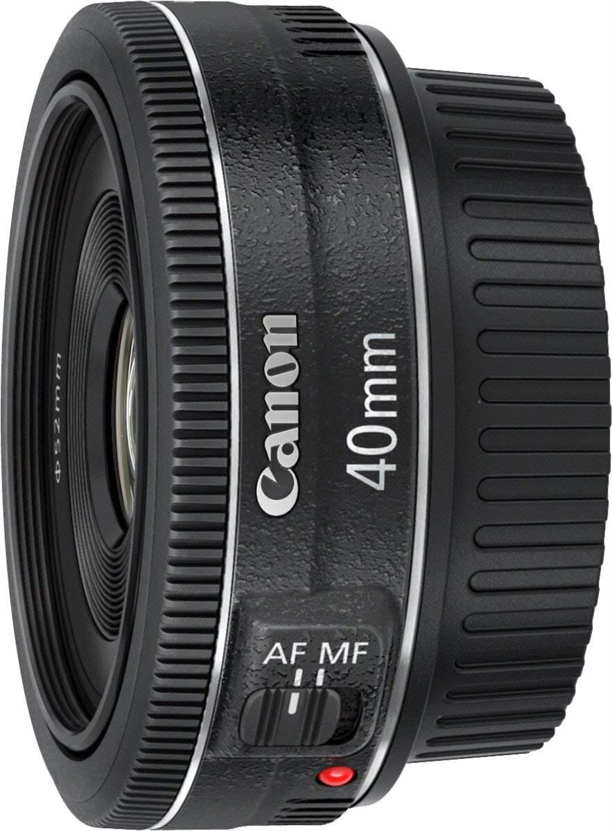 Canon 40mm best street photography lens for canon