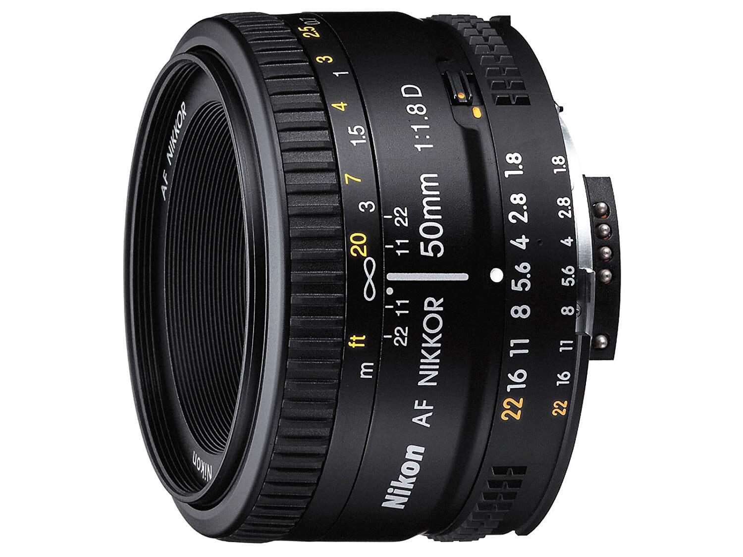 Nikon 50mm best street photography lens for nikon