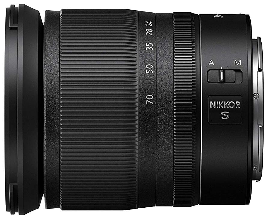 The Nikkor Z 24-70mm is arguably one of the best Nikon Z-mount lenses on the market.
