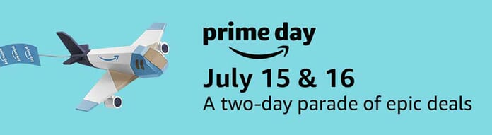 Prime day photography offers