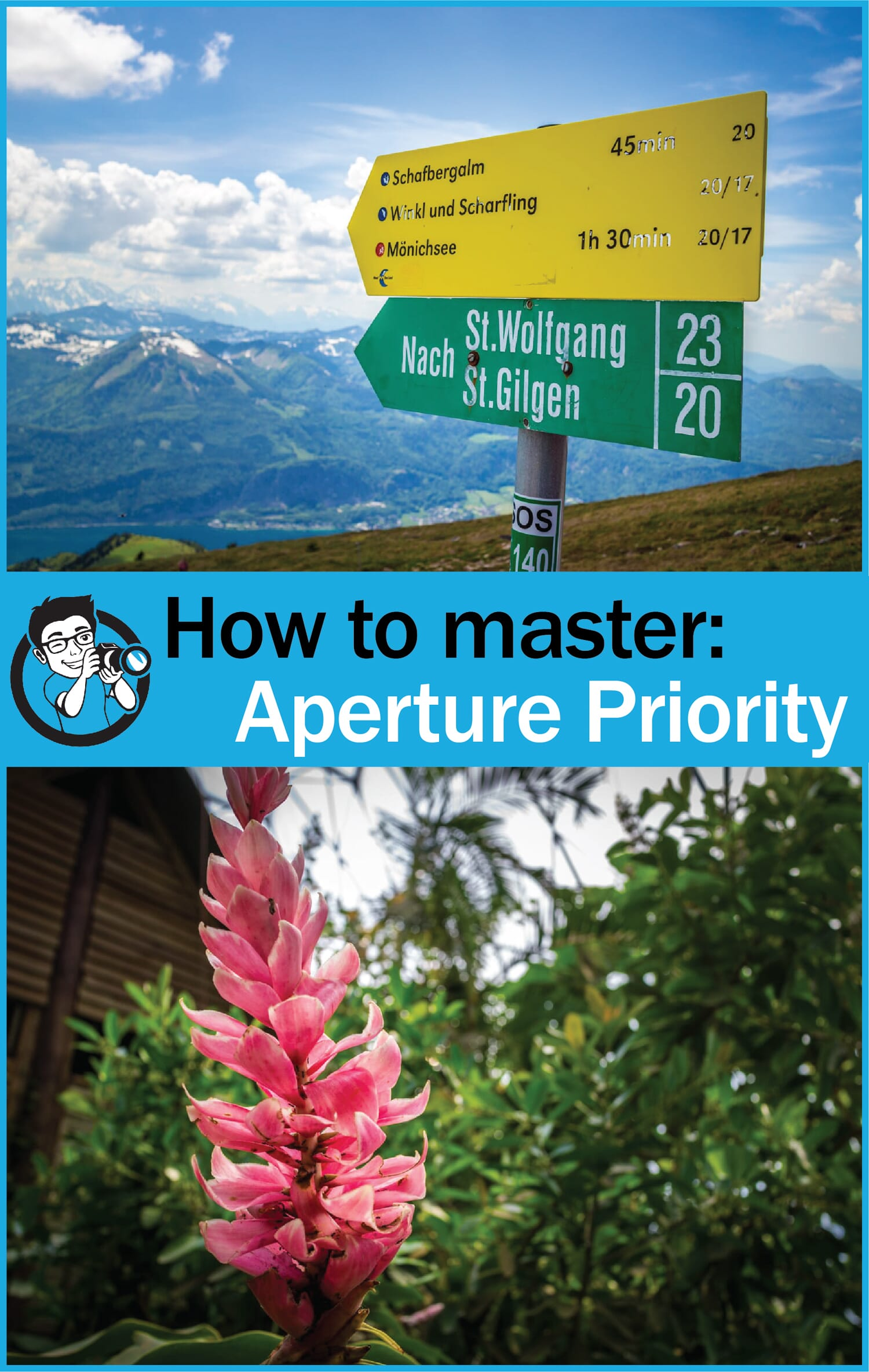how to master aperture priority