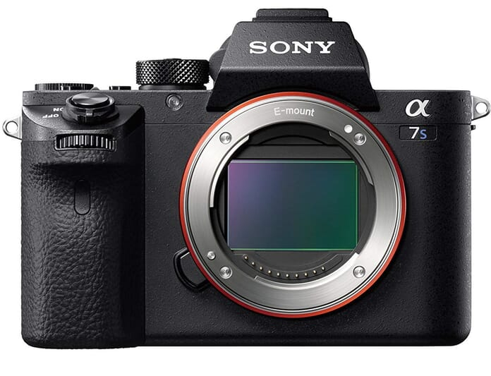 Sony Alpha a7S II best camera for real esate photography