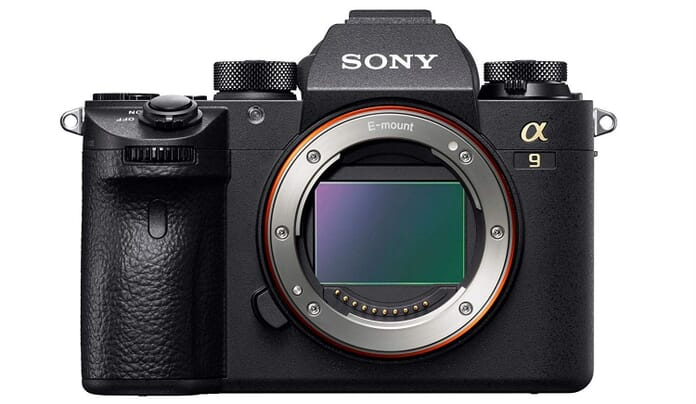 Sony Alpha a9 best camera for real esate photography
