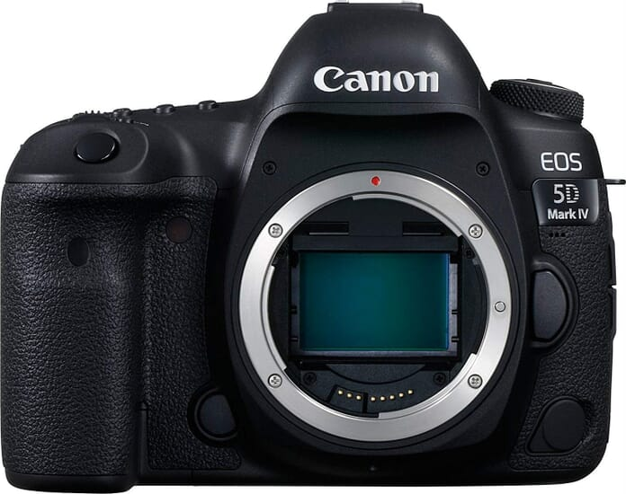 Canon EOS 5D Mark IV best camera for real esate photography
