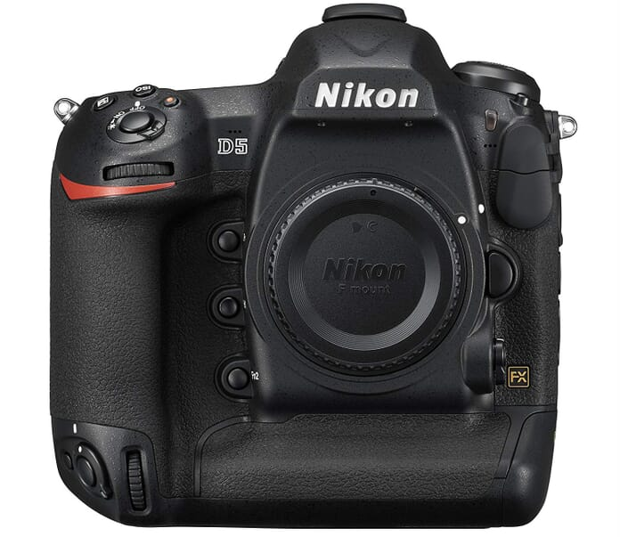 Nikon D5 best camera for real esate photography